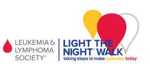 Leukemia and Lymphoma Society-Light the Night Walk Logo