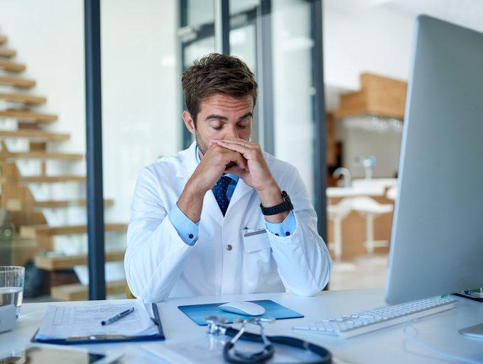 Physician-Burnout