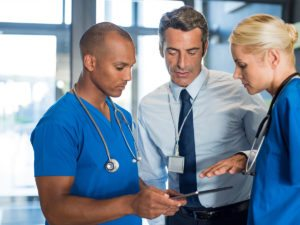 healthcare leaders physician well being