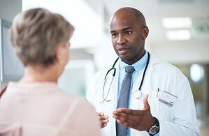 Male Physician talking to patient_small