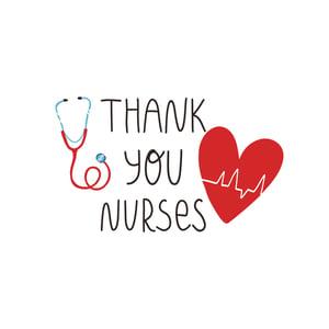 Thank You Nurses Small