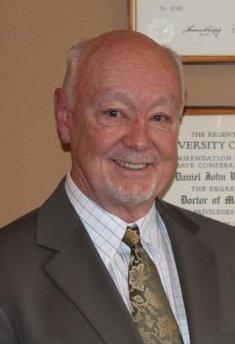 Dan Whitlock, MD, MBA