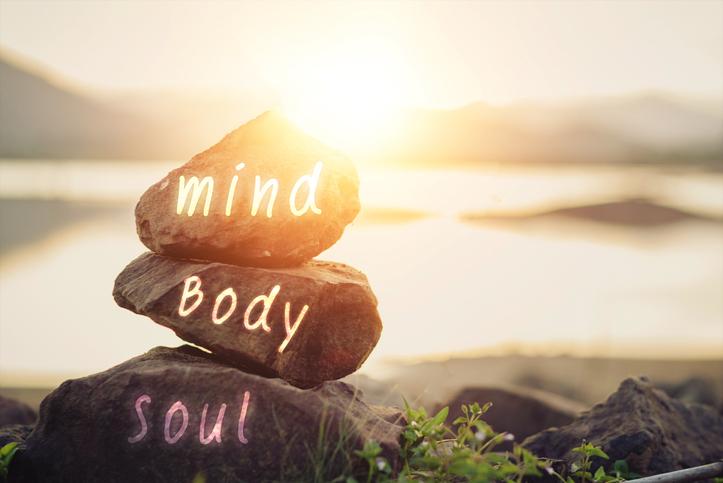 Mind Body Soul Rocks
