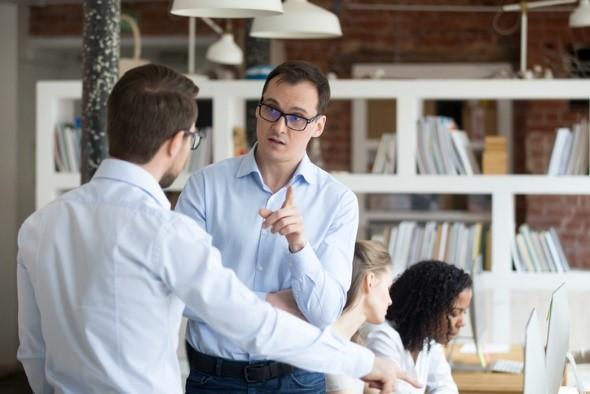 managing work conflict